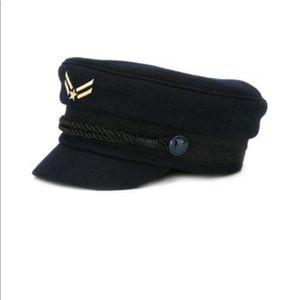 838ee126 Tommy Hilfiger Accessories | Tommy X Gigi Hadid Sailor Hat Nwt ...